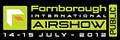 Part time jobs at the Farnborough Air Show