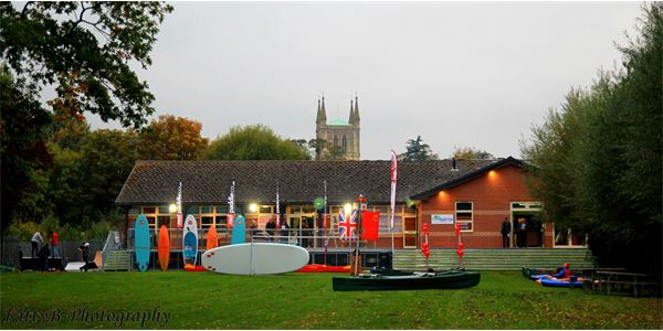 New Pershore Activity Centre