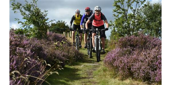 Campaign for more countryside access on two wheels