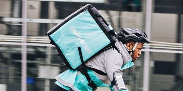 Ride with Deliveroo