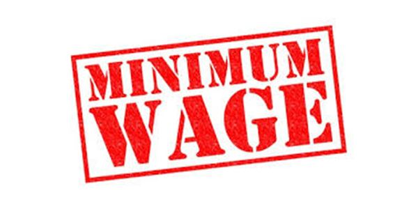 Latest UK minimum wage rates