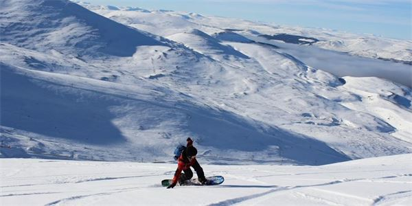 CairnGorm Mountain, Scotland