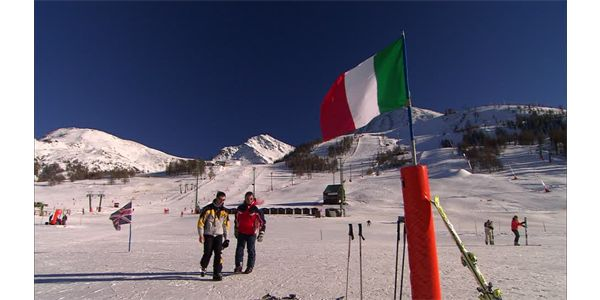 Ski Hosting Jobs Under Threat in Italy