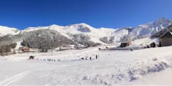 Le Mont-Dore ski resort