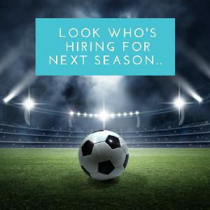 View All Stadium Event Jobs