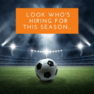 View all stadium event jobs