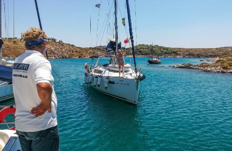 Flotilla 1st Mate jobs in Greece & Croatia with Seafarer