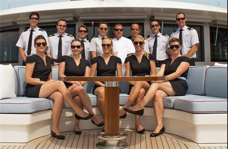 Superyacht Crew Jobs In Phuket Thailand With Galileo Maritime Academy